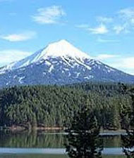 Oregon Connections Mt. McLoughlin Sponsor